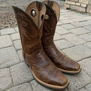 Ariat Heritage Roughstock Size 13 Brown